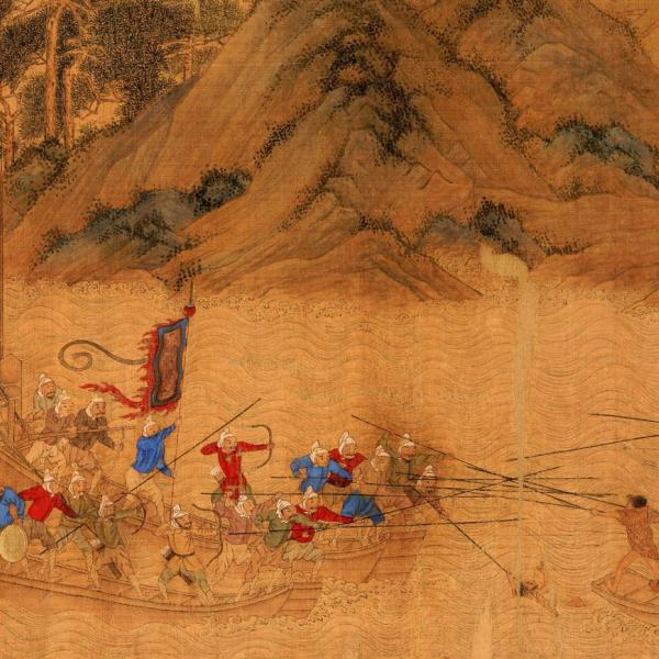 On being a pirate in Ming Dynasty China