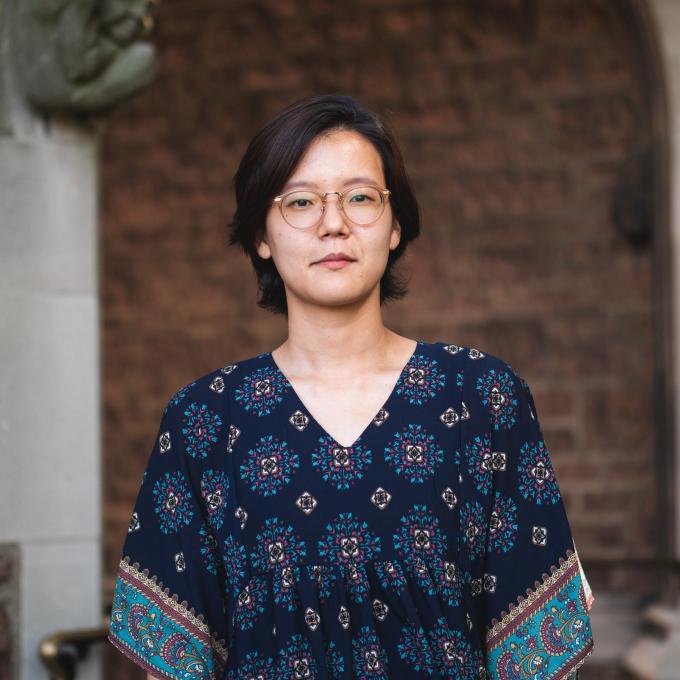 Headshot of HeeSoo Cho