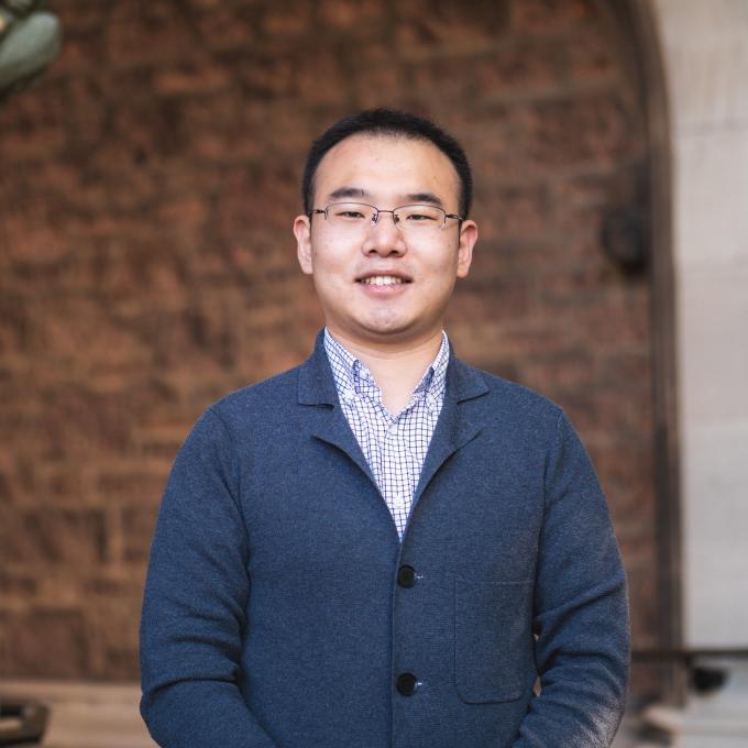 Headshot of Kejian  Shi