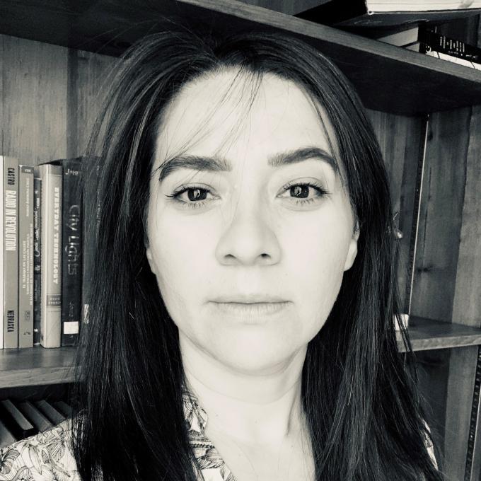 Headshot of Diana J. Montaño