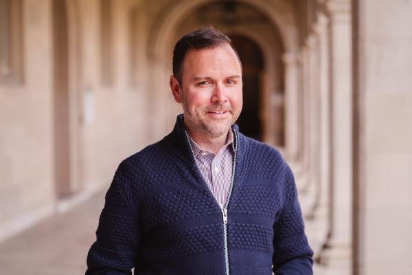 Photo of Mark Beirn