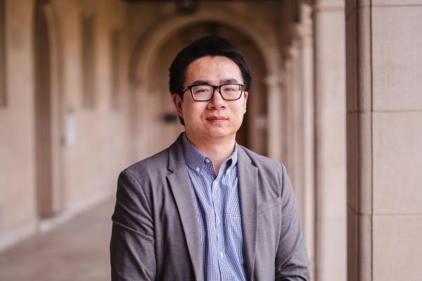 Photo of Gilbert Chen